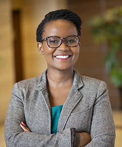 Rebecca Onyango, BA