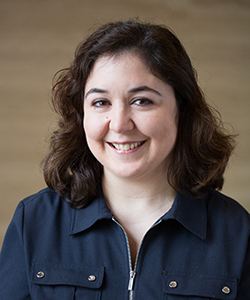 Berna Demiralp, PhD